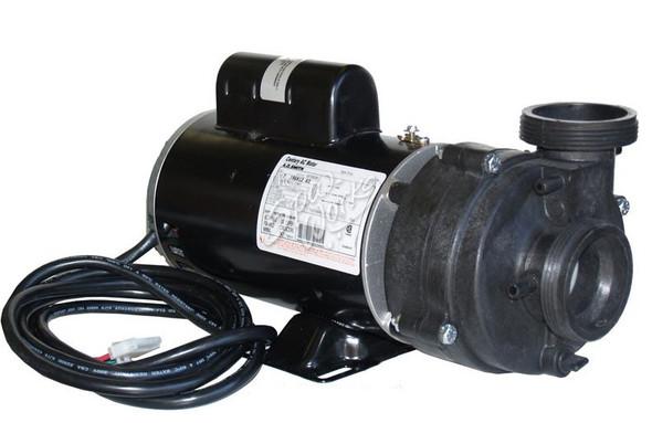 CAL SPA 2 HP 2 SPEED PUMP WITH AMP PLUG - CALPUM22000830