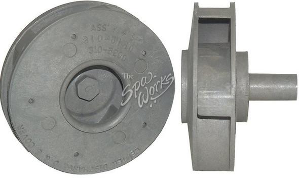 CAL SPA 2 HP PUMP IMPELLER - CALPUM22300030