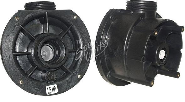 CAL SPA 1.5 HP CENTER DISCHARGE WET END - CALPUM22200070