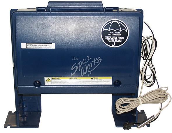CALDERA SPA CONTROL BOX WITHOUT HEATER - WAT72469
