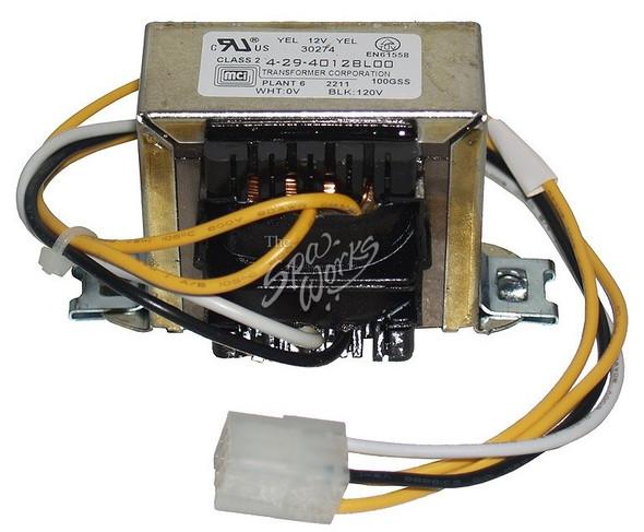 CALDERA SPA 120 VOLT CONTROL BOX TRANSFORMER - WAT72135