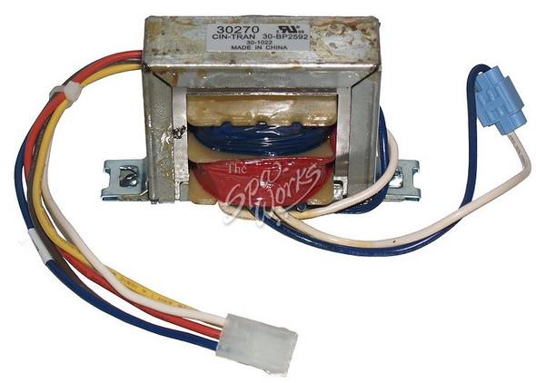 CALDERA SPA 240 VOLT CONTROL BOX TRANSFORMER - WAT72136