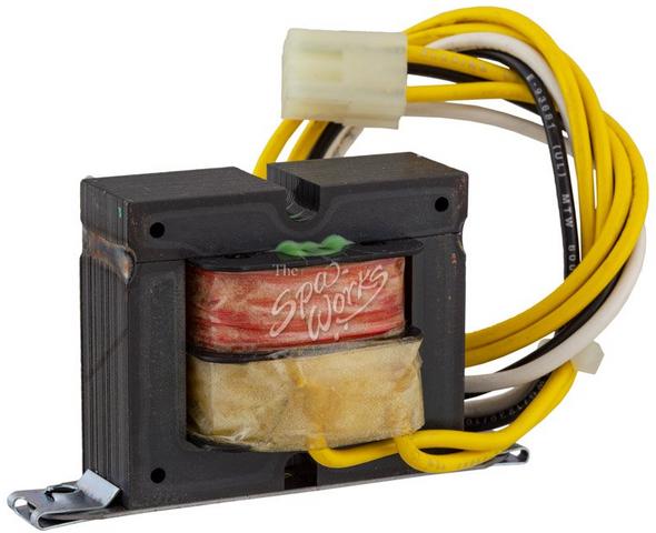 CALDERA SPA CONTROL BOX TRANSFORMER FOR 9130 SYSTEM - WAT008104