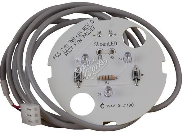 CALDERA SPA LIGHT ASSEMBLY, LED BLUE - WAT72509