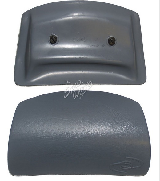 CALDERA SPA CORNER HEADREST PILLOW WITH MOUNTING PINS - WAT016014