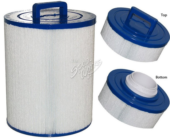 COLEMAN SPA 35 SQUARE FOOT FILTER, 1991-1993 - 100520