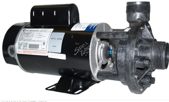 AQUA FLO PUMP, 2 HP, 230V, 2 SPEED, 48 FRAME - 101287