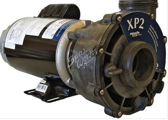 "AQUA FLO XP2 PUMP, 1.5 HP, 2 SPEED, 230V, 48 FR, 2"" DISCHARGE/INTAKE - 101166"
