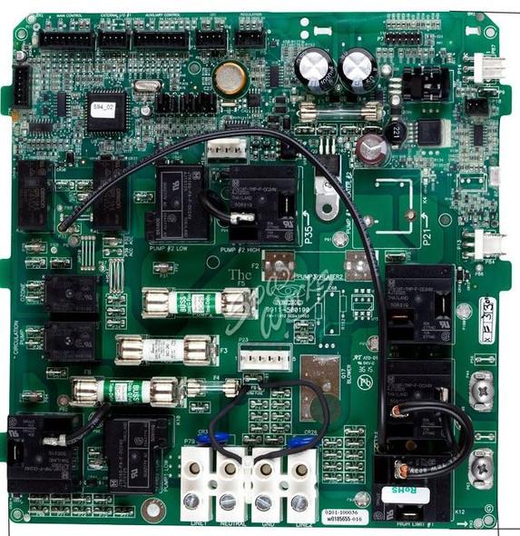 DIMENSION ONE CIRCUIT BOARD NON LIQUID FX, MSPA-MP-D17 -  DIM01710-1019