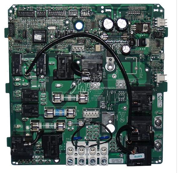DIMENSION ONE PC BOARD, MSPA-MP-D11 -  DIM01710-1008