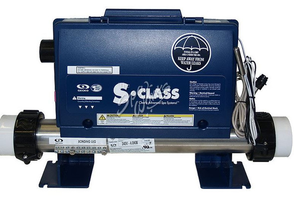 DIMENSION ONE SPA LOWER CONTROL SSPA PACK, 2000 - 2014 @HOME MODELS - DIM01782-1000
