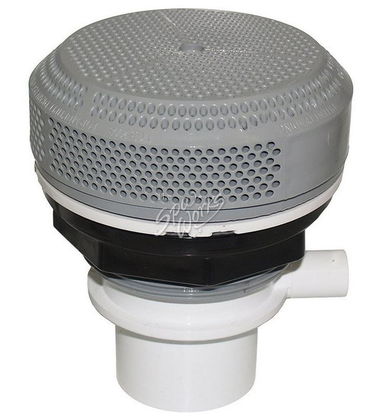 DIMENSION ONE 211GPM DRAIN ASSEMBLY COMPLETE, GRAY - DIM01510-800G