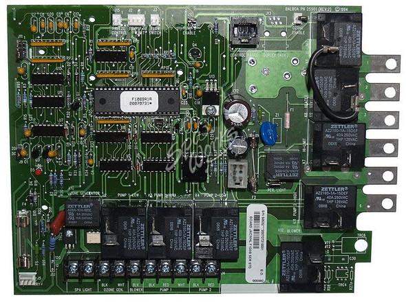 JACUZZI SPA CIRCUIT BOARD, LEXUS, LEXUS LC (1997-1999) - JAC2600-019