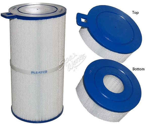 JACUZZI SPA FILTER CARTRIDGE, 50 SQUARE FEET, 2001 AND BEFORE - JAC2540-380