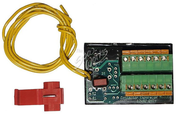 JACUZZI SPA CKT BOARD MODULE CONNECTOR KIT - JAC6560-270