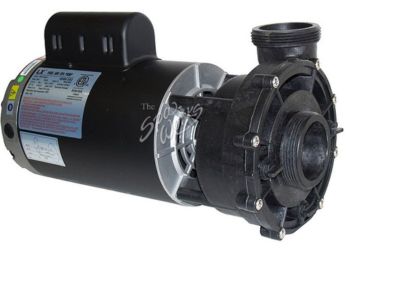 JACUZZI SPA 2.5 HP, 240V, 2 SPEED, 56 FRAME PUMP - JAC6500-367