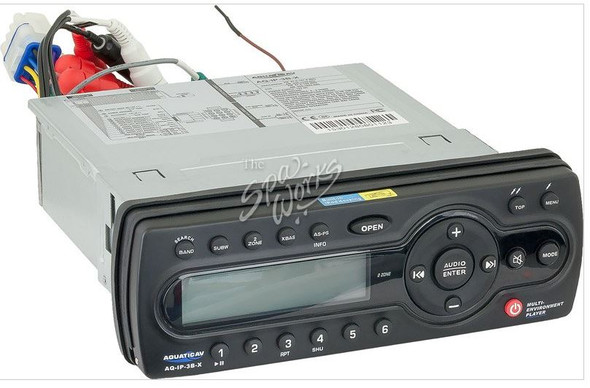 Brand New LOWEST PRICE 6500-496 AM//FM//CD Aquatic Receiver High Quality