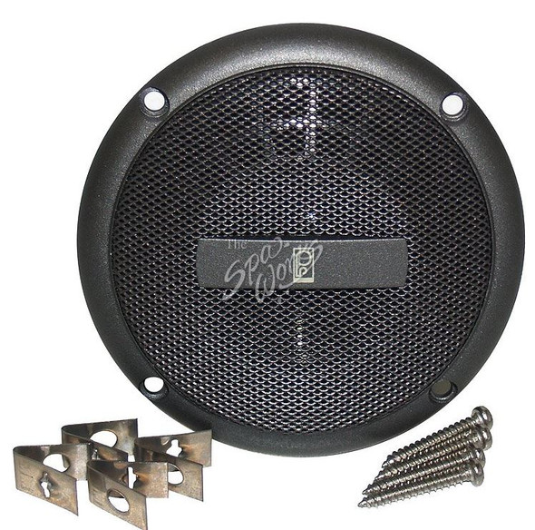 JACUZZI SPA POLYPLANER GRAY SPEAKER, J-200 2007+ (SPECIAL ORDER ONLY) - JAC6560-335
