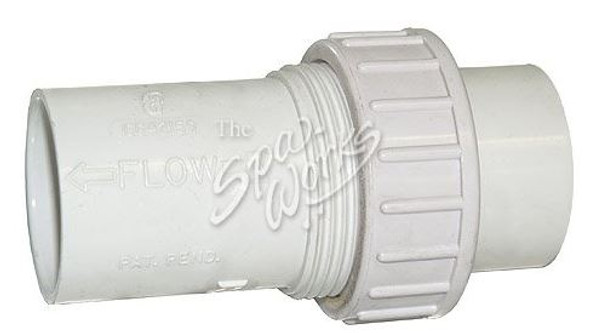 JACUZZI SPA CHECK VALVE, 1 1/2 INCH - JAC2540-302