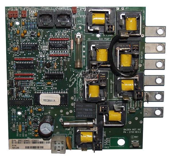 MARQUIS SPA BOARD PC REC 1999 R1A - MRQ600-6270