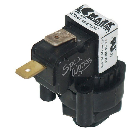 MARQUIS SPA AIR SWITCH TBS 312 MOMENTARY, BAKER - MRQ740-0328