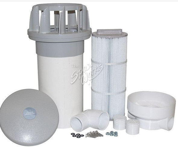 MARQUIS SPA FILTER CANISTER ASSEMBLY - MRQ370-0208