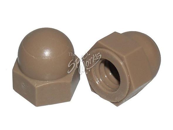 MARQUIS SPA CAP NUT, TAN - MRQ020-0032