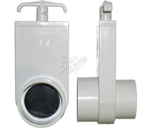 MARQUIS SPA 2 INCH SLICE VALVE SPIG X SLIP - MRQ350-6225