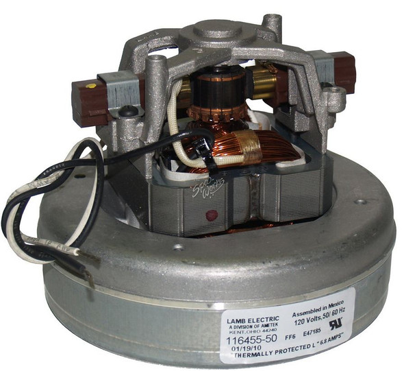 SUNDANCE SPA 1 HP, 120 VOLT, 6.8 AMP AIR BLOWER MOTOR - SUN6500-107