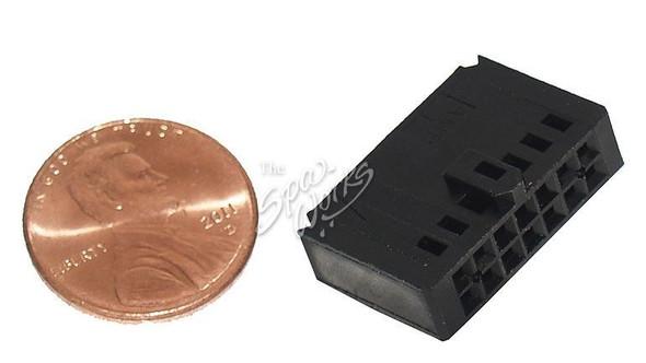 SUNDANCE SPA SENSOR HARNESS CONNECTOR 14-PIN - SUN6660-055