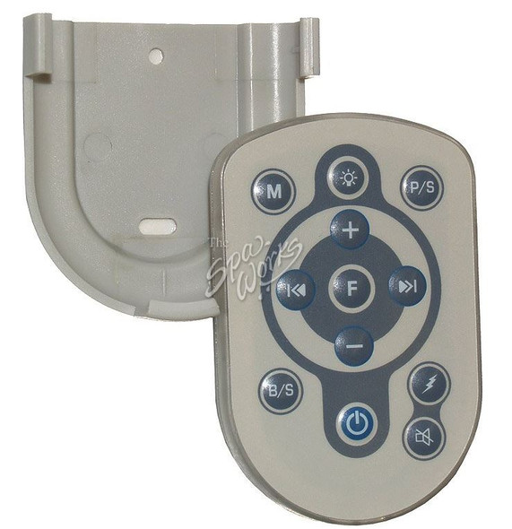 SUNDANCE SPA AQUATIC WIRELESS STEREO REMOTE (SPECIAL ORDER ONLY) - SUN6560-340