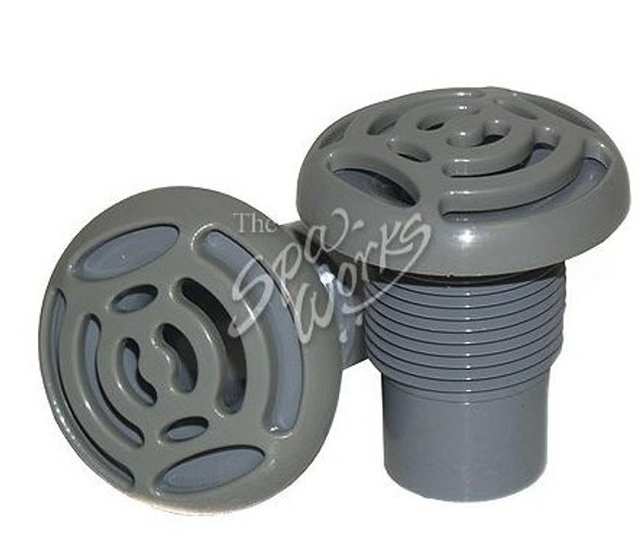 SUNDANCE SPA GRAVITY DRAIN WITH COVER, 2004+ - SUN6540-979