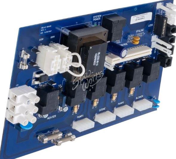 VITA SPA S100/S200 L-60 CIRCUIT BOARD - VIT454006-D