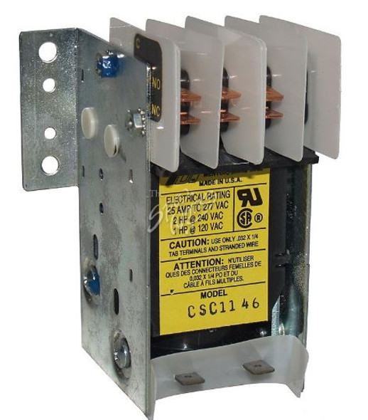 VITA SPA 4 FUNCTION RELAY SWITCH, 220 VOLT (CSC 1146) - VIT452102