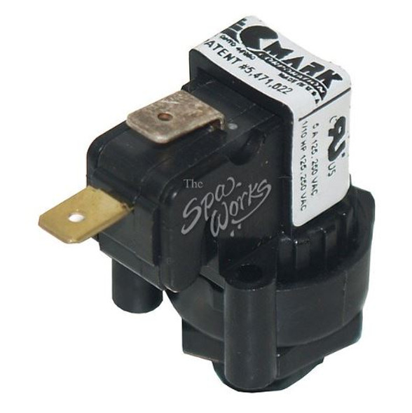VITA SPA AIR SWITCH, MOMENTARY, FOR TDI 110/220 VOLT 4 FUNCTION RELAY - VIT452110
