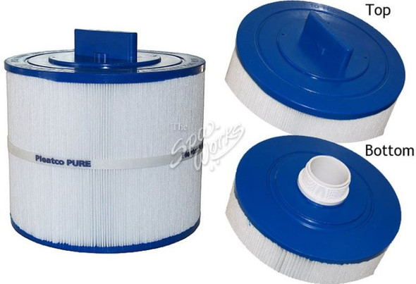 VITA SPA 50 SQUARE FOOT FILTER WITH HANDLE - VIT212425