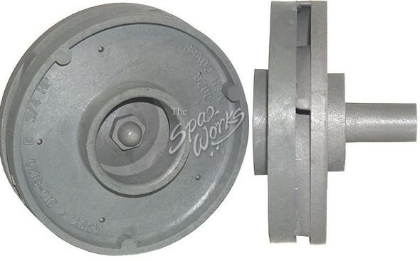 VITA SPA CENTER DISCHARGE PUMP IMPELLER, 3/4 HP - VIT421008