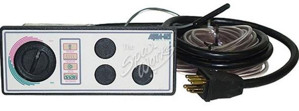 VITA SPA DX 3-BUTTON 220 VOLT (DX30, D26, D40, DX53A, DE2053B, DE1553B) - VIT452125