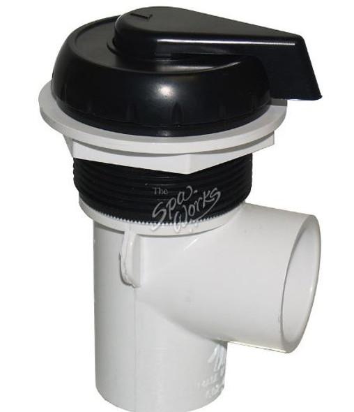VITA SPA GATE VALVE FOR WATERFALL 1 INCH PLUMBING - VIT231510