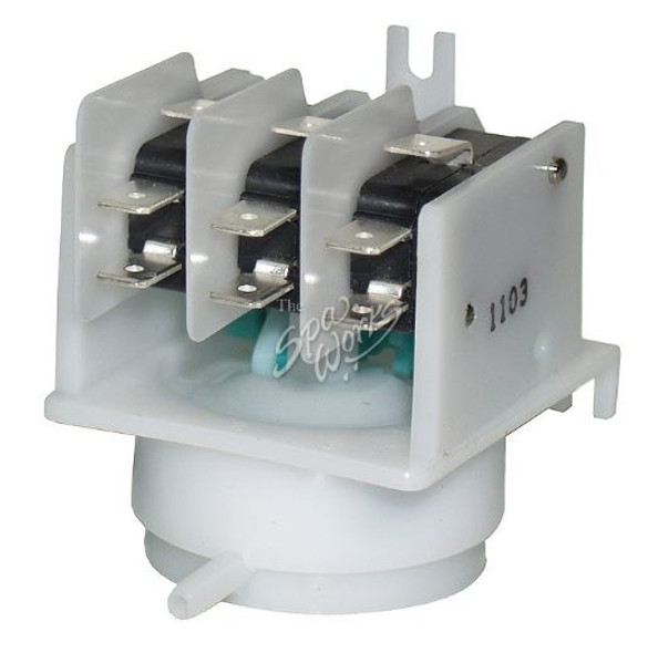 4 FUNCTION GREEN CAM AIR SWITCH - PATMRG311A