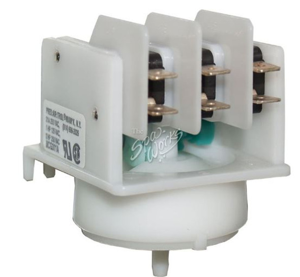 DPDT 20 AMP LATCHING AIR SWITCH - PATARA211A