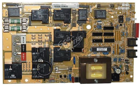 BALBOA 2000LE M-7 DLX CIRCUIT BOARD - BAL53339-01