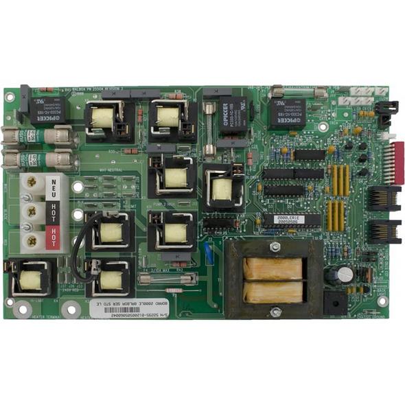 BALBOA 2000LE PRINTED CIRCUIT BOARD - BAL52295-01