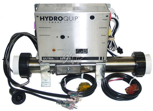 "BALBOA LITE LEADER CONTROL SYSTEM, ""SLIDE HEATER"" SERIES - HYDCS7109B-US"