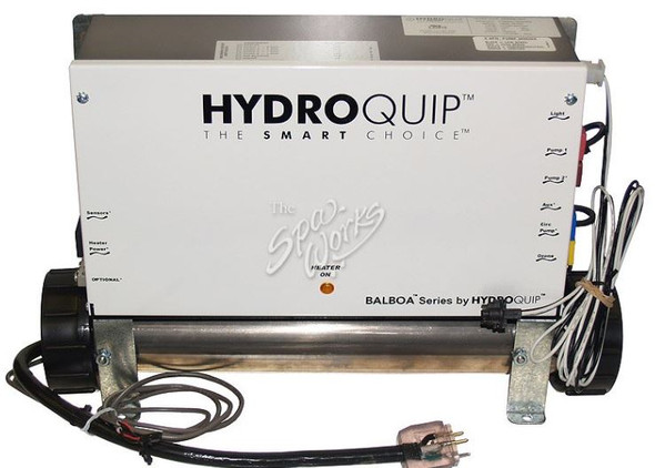 "BALBOA SOLID STATE ""WATER PRO"" SERIES CONTROL SYSTEM, 3-FUNCTION, VS520SZ - HYDCS6330B-UZ-WP"
