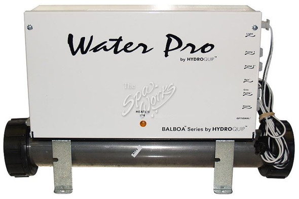 "BALBOA SOLID STATE ""WATER PRO"" SERIES CONTROL SYSTEM, VS501Z - HYDCS6200B-U-F-WP"