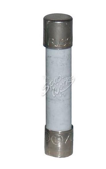 1.25 AMP CERAMIC MDA STYLE FUSE - BUSSMDA1 1/4