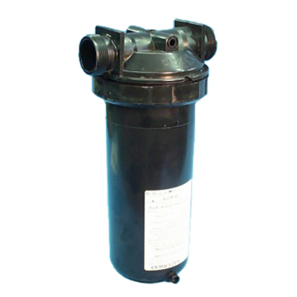 50 SQ FT INLINE CARTRIDGE FILTER 1 1/2 INCH IN AND OUT - WWP500-5070