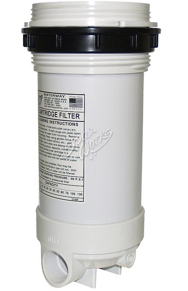 1 1/2 INCH FILTER BODY WITH BYPASS - WWP550-5000