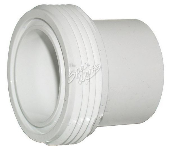 1 1/2 INCH SPIGOT HEATER TAILPIECE WITH ORING GROOVE - WWP417-4050